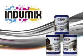Nuevo INDUMIX, presentación de la nueva gama de INDUMIX con su nuevo catalogo  2016